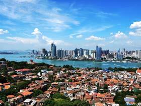 Beijing - Xiamen 5 Days / Flight + Hotel (1Night in Kulangsu)